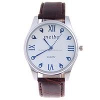 oem design your logo own brand wrist band elegance watch