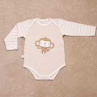 Newest Design custom design colored cotton knitted jumpsuit baby clothes romper