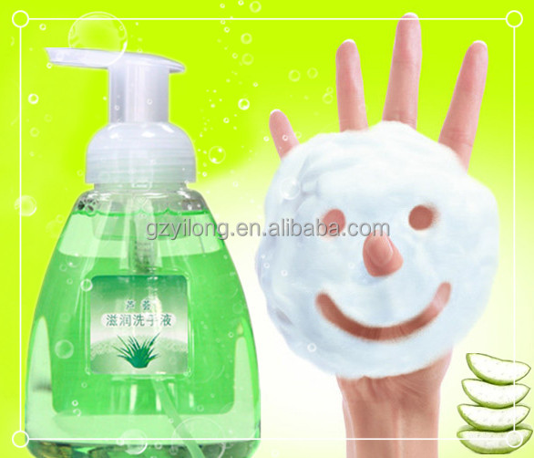 kids hand soap/fruity hand soap/waterless liquid hand soap