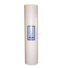 20 Inch Grote Blauwe jumbo Smelt Geblazen <span class=keywords><strong>PP</strong></span> Filter Sediment Water Filter <span class=keywords><strong>Cartridge</strong></span>