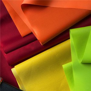 PU/PVC coated fabric strong stretch 300D polyester fabric