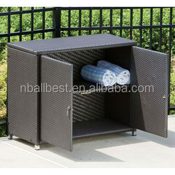 Outdoor Rattan Storage Cabinets, Outdoor Rattan Storage Cabinets Suppliers  And Manufacturers At Alibaba.com