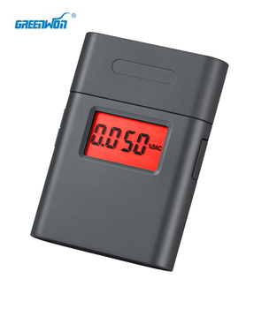 GREENWON Wholesale Manufacturer Directly Supply CE&ROHS Approved Portable Digital Alcometer/Breath Alcohol Tester/Breathalyzer.