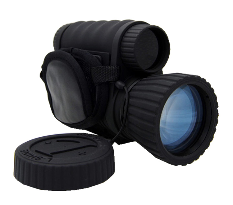 Night Vision Monocular Scope 6x50 IR6 MP Digital Camera Video Infrared Night Vision For Hunting