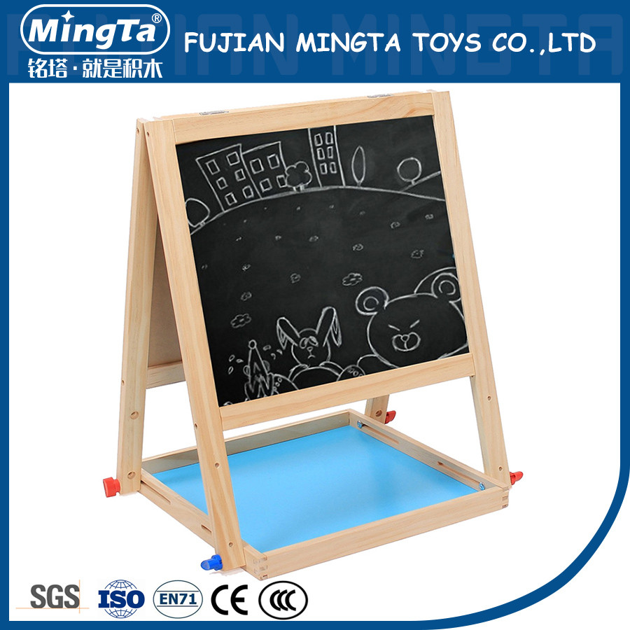 Large Standing Wooden Drawing Board