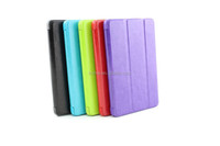 Ultra Thin Folio Leather Smart Cover For Kindle Fire HD 6 Case