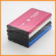 USB 2.0 Aluminum External Hard Drive Enclosure Case Supports 2.5 inch IDE Drives Up To 500GB