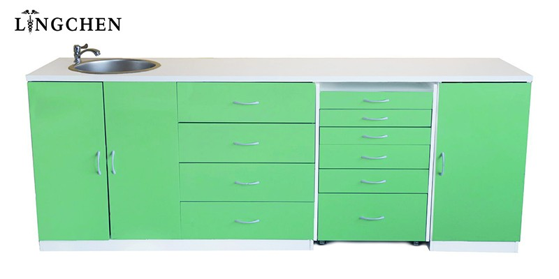 Dental Cabinets For Sale/mobile Dental Clinic Cabinet(q5) - Buy ...