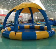 2017 New Arrival Inflatable Swimming Pool with Roof for hot sale