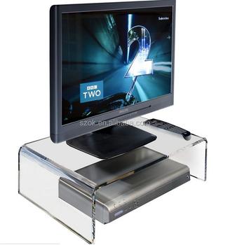 Vendita Porta Tv.Alto Trasparente Design Moderno Porta Tv Acrilico A Buon Mercato Per La Vendita Buy A Buon Mercato Antico Porta Tv Per La Vendita Ad Alta