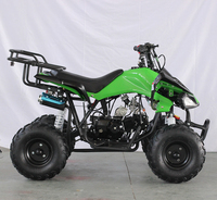 Kids gas powered cheap atv quad 110cc manual