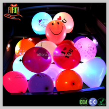 Party Decortion Led Flash Balloons LED Glowing Balloon In The Dark Sky