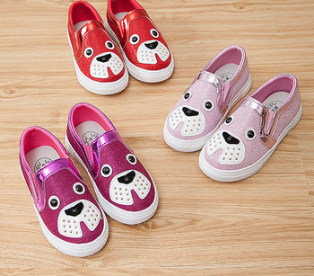 FC1801 Spring autumn children sequined shoes fashion sports boys girls shoes f67440f5d77e
