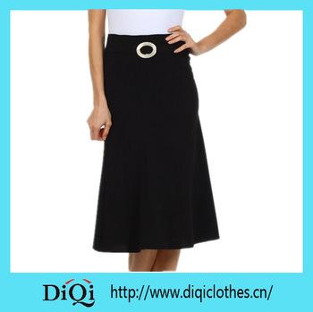 Formal Knee Length Skirts - Dress Ala