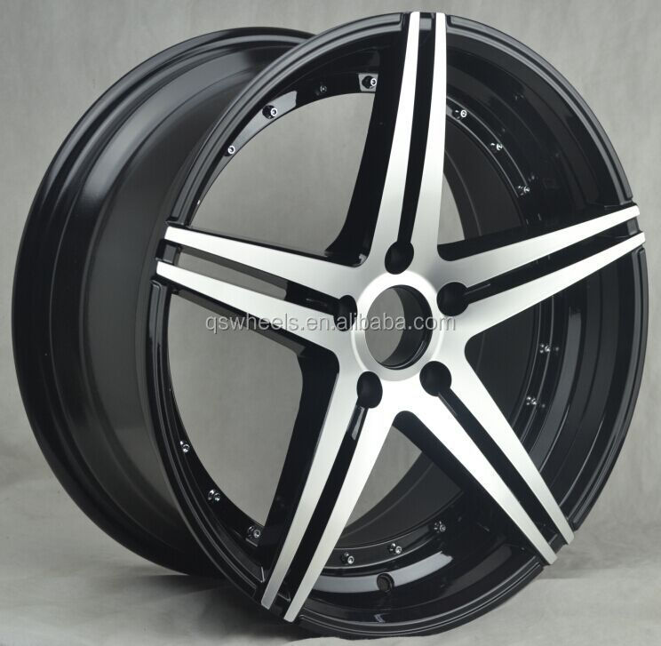 Used Car Parts For Sale >> Concave Rims 18 Inch Alloy Wheel 5x114.3 Wheel Rim For Sale 5 Spoke Alloy Wheels - Buy Concave ...
