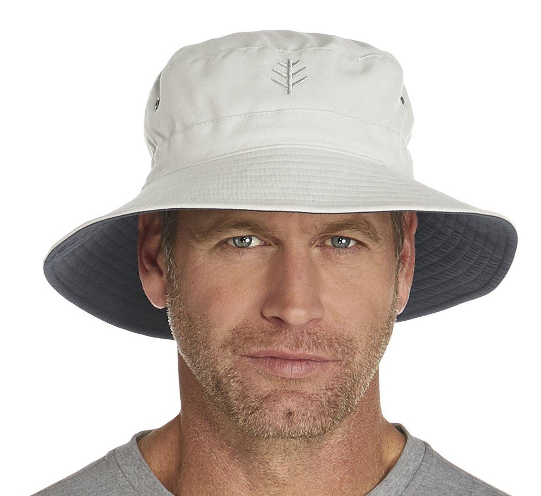 418295eea7d29b Buy Coolibar UPF 50+ Womens Reversible Bucket Hat in Cheap Price on ...