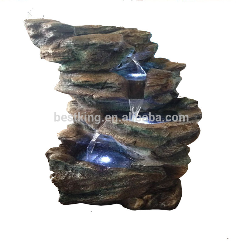 manufacturer supply polyresin indoor fountain Factory price