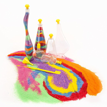 Educational Drawing Toy Diy Paining Sand Art