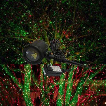 Beautiful Tree Top Outdoor Projector