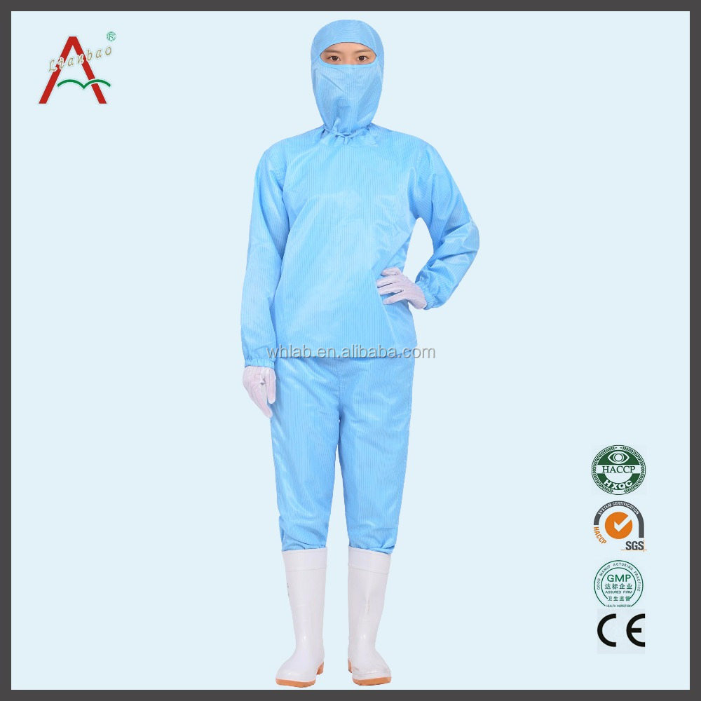 Acid Resistant Protective Clothing With Safety Shoes