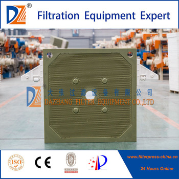 Dazhang Membrane Filter press Plate