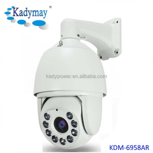 High Quality 2.0 Megapixel 30X Pan/tilt zoom High-Speed Dome 1080P IP PTZ Camera with 150m IR POE optional