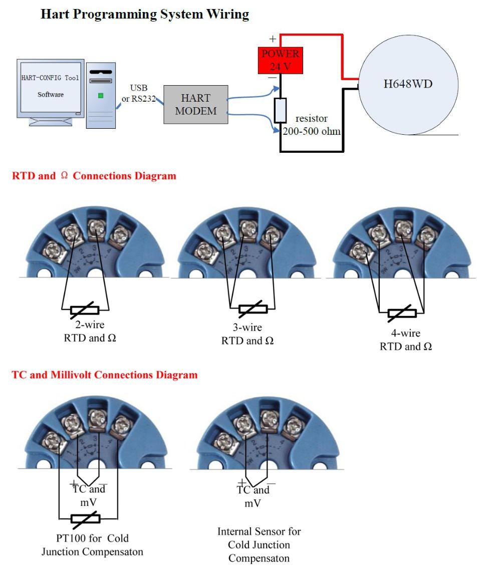 Wire Rtd 3 Wire Rtd Wiring Diagram