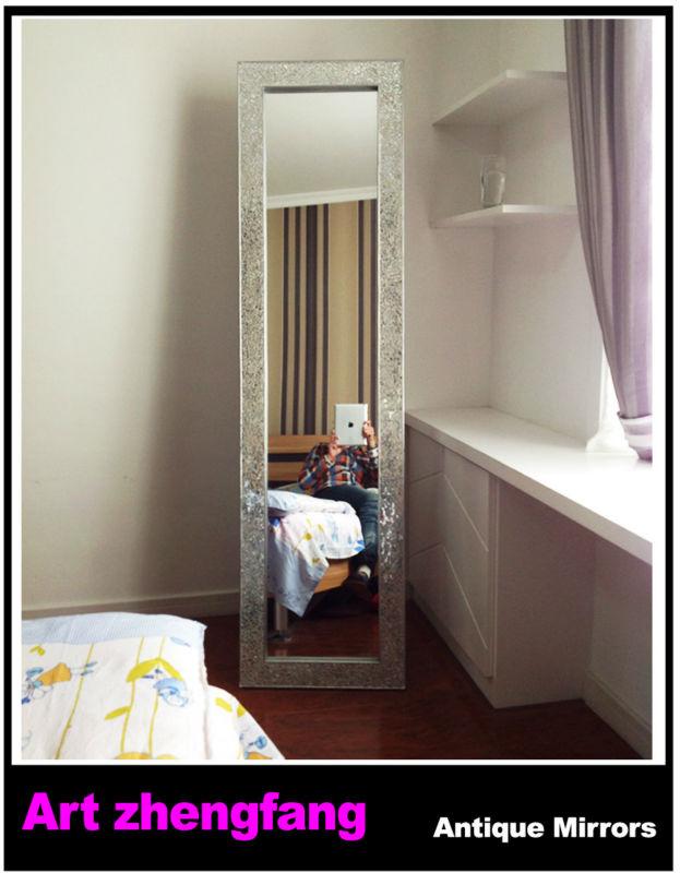 Full Length Wooden Framed Big Mirror Frame - Buy Big Mirror Frame ...
