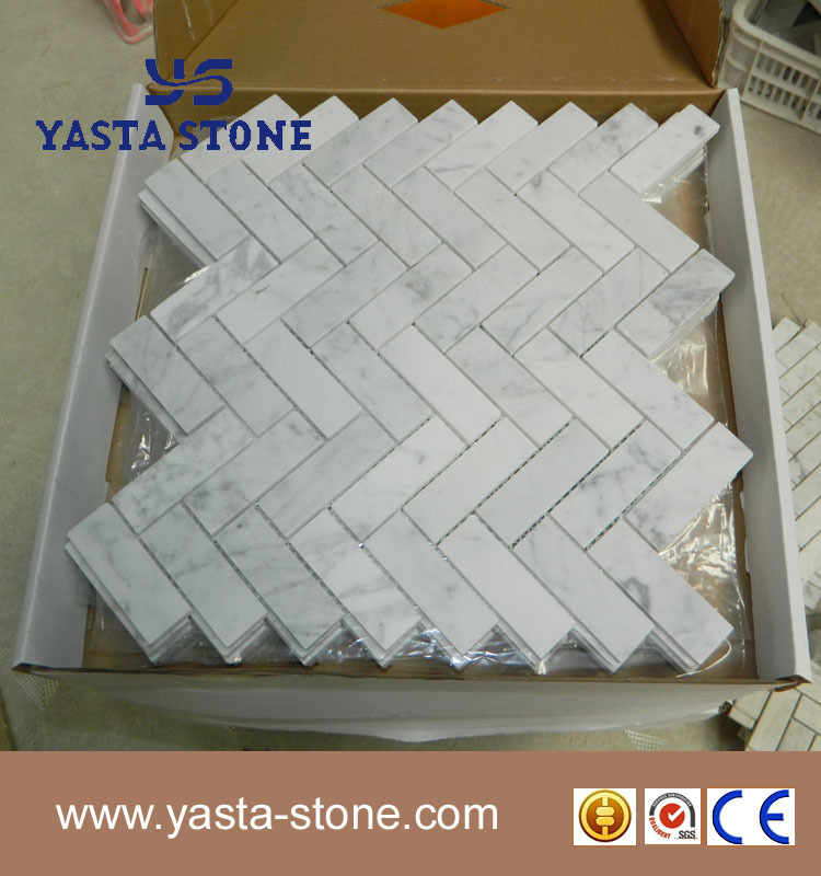 Cheap Price Talian Bianco Carrera Marble Carrara White Countertop