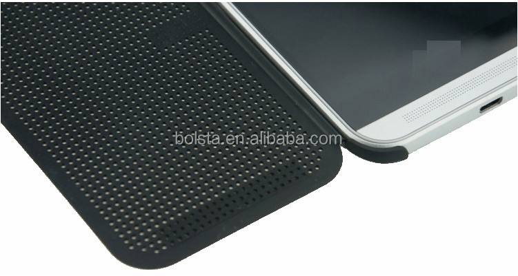 New Fashionable App Dot View Smart Cover Case For Samsung Galaxy ...