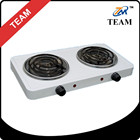 double electric spiral stove home kitchen eletric hot plate