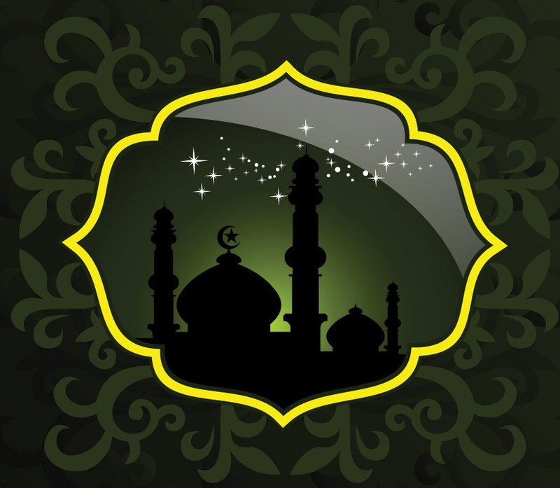 Анимация, открытки рамазан молитва