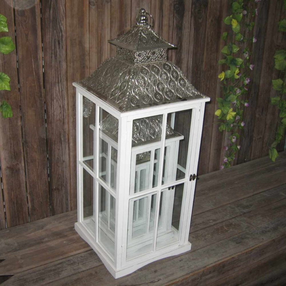 Lanterne per candele da esterno all 39 ingrosso acquista online i migliori lotti di lanterne per - Candele per esterno ...
