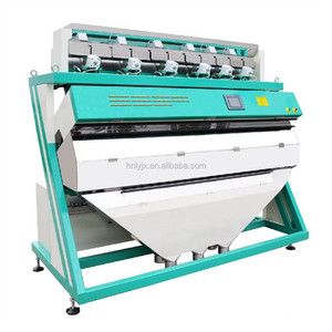 High Technology Corn / Wheat / Grain / Beans Almond Kernels Color Sorter, Color Selector