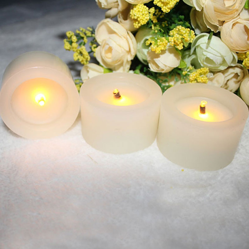supplier wholesale pillar scentsy candle warmer new flameless battery operated timer set of 4 holland is wax