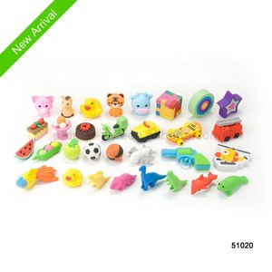 special design eraser 3D earser funny erasers made in china
