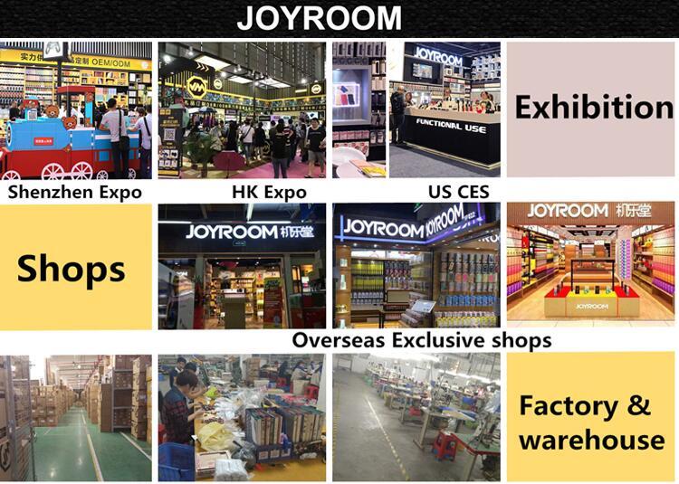 JOYROOM थोक पोर्टेबल यूनिवर्सल 4 पोर्ट 4.2A यूएसबी कार चार्जर के लिए त्वरित चार्जर स्मार्ट फोन
