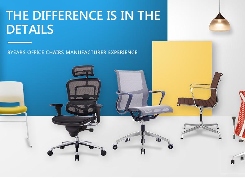 Hotsale कार्यालय कुर्सी समायोज्य ergonomic कार्यालय जाल कुर्सी