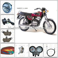 RX 100 motorcycle parts