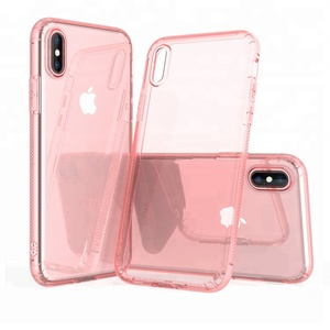 Shockproof Sounds Transfer TPU Case for iphone x smartphone bumper cover