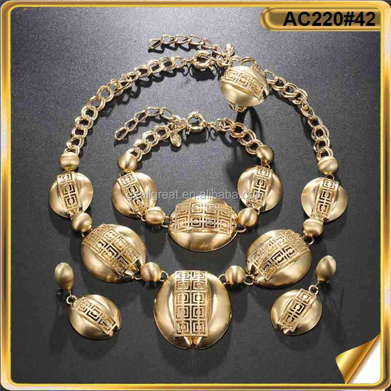 AC220#36 jewelry sets newest design