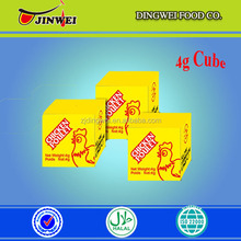 Health halal chicken bouillon/stock/seasoning/cooking/soup/sauce cubes for africa market