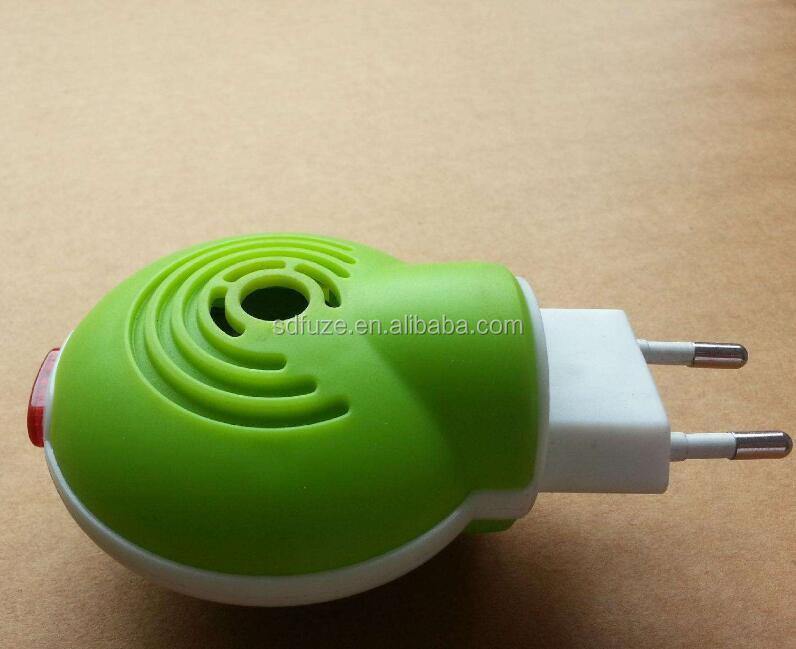 electric mosquito mat liquid heater /electric mosquito repellent liquid vaporizer