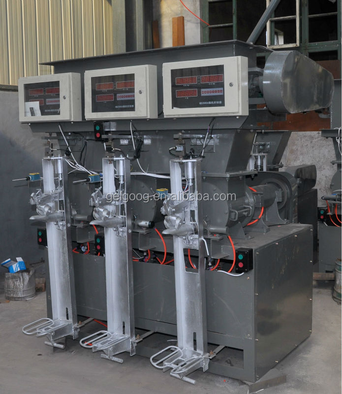 Automatic Cement Packing Machine|Cement Filler Machine|Cement Bag Machine
