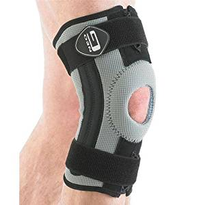 Neo G Medical Grade rehab Xcelerator knee support with embedded silver and aloe vera