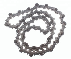 Diamond chain saw for concrete ICS chain saw for concrete stone cutting