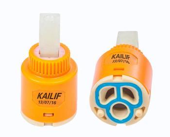 25mm Cheap Low Torque Double Sealed Ceramic Disc Cartridge