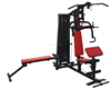 Strength Training Multi Strength Fitness Equipment Deluxe Commercial Gym 3 Stations