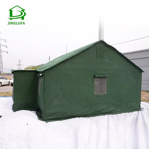 heavy duty canvas large Event Used Sale Russian Military Tent for sale