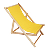 Custom Dimensions Specifications Beach Chair Adjustable Reclining Wood Beach Canvas Folding Chair